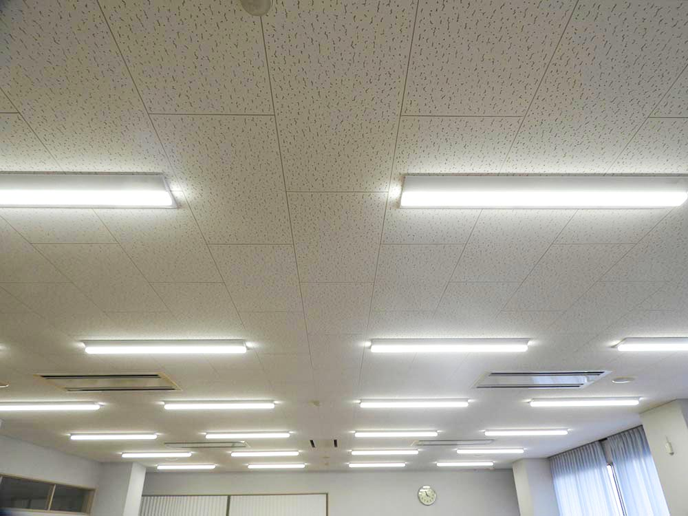 全館LED化